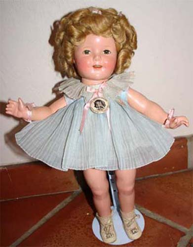 18 Quot All Composition Shirley Temple Dolls Shirley Temple Shirley Temple
