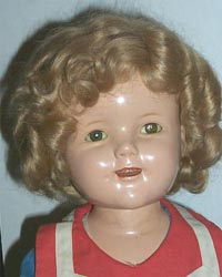 First Shirley Doll mold