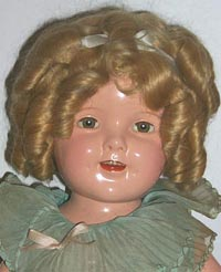 Third Shirley Doll mold