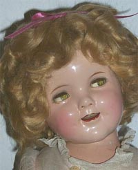 Fourth Shirley Doll mold