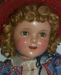 Fifth Shirley Doll mold