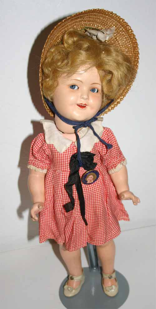 1935 Shirly Temple Baby Doll 16quot Baby Shirley Temple